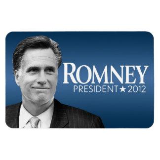 Mitt Romney - black and white photo Rectangular Photo Magnet