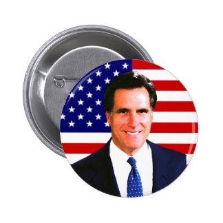 Mitt Romney button