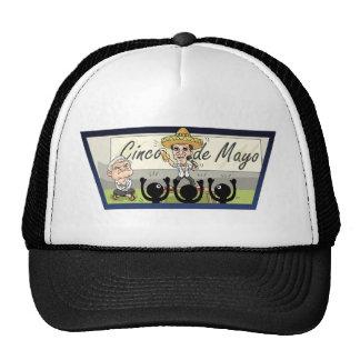 Mitt Romney celebrates Cinco de Mayo Hat