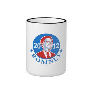 Mitt Romney For American President 2012 Mug