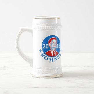 Mitt Romney For American President 2012 Coffee Mugs