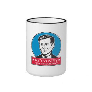 Mitt Romney For American President Coffee Mugs