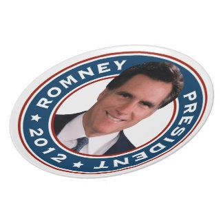 Mitt Romney for President 2012 Commemorative Plate