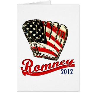 Mitt Romney for President 2012 Greeting Card
