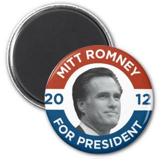 Mitt Romney For President 2012 Magnet