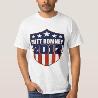 Mitt Romney for President in 2012 T-Shirt