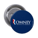 Mitt Romney for President Pins