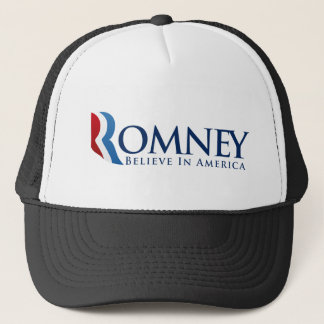 Mitt Romney for President Trucker Hat
