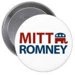 Mitt Romney GOP Pins