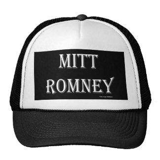 Mitt Romney Trucker Hats