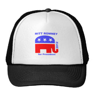 Mitt Romney Mesh Hat
