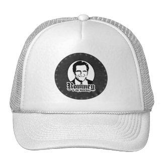 MITT ROMNEY IS MY HOMEBOY TRUCKER HAT