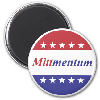 Mitt Romney Mittmentum magnet