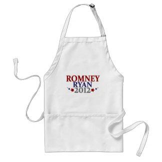 Mitt Romney Paul Ryan 2012 Aprons