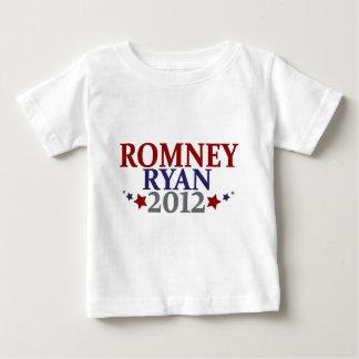 Mitt Romney Paul Ryan 2012 Baby T-Shirt