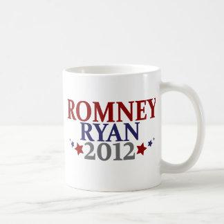 Mitt Romney Paul Ryan 2012 Basic White Mug
