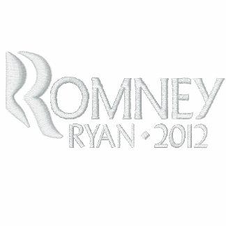 Mitt Romney Paul Ryan 2012 Embroidered Shirts