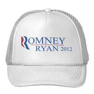 Mitt Romney Paul Ryan 2012 for President Hat