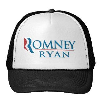Mitt Romney & Paul Ryan 2012 Hat