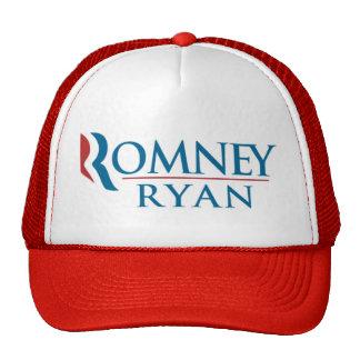 Mitt Romney & Paul Ryan 2012 Hats