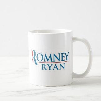 Mitt Romney & Paul Ryan 2012 Coffee Mugs