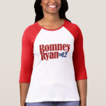 Mitt Romney Paul Ryan 2012 Tshirts