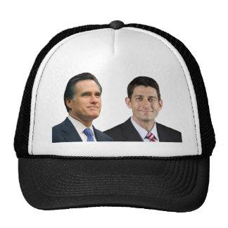 Mitt Romney & Paul Ryan Trucker Hat
