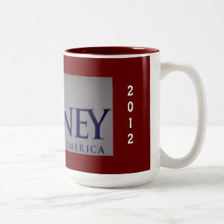 Mitt Romney Photo 2012 Mug