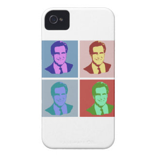 MITT ROMNEY Pop Art iPhone 4 Case-Mate Case