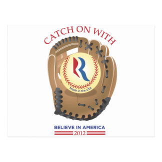 Mitt Romney Post Card