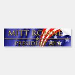 Mitt Romney President 2012 Car Bumper Sticker