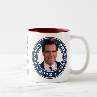Mitt Romney President 2012 Mugs