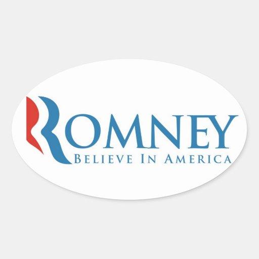 mitt romney president 2012 usa elections politics sticker