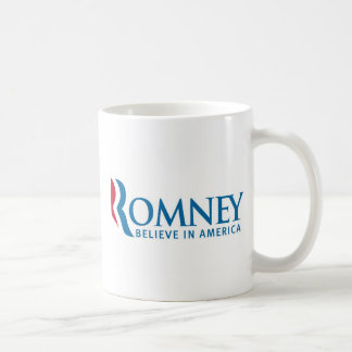 Mitt Romney Presidential Campaign Election Product Basic White Mug