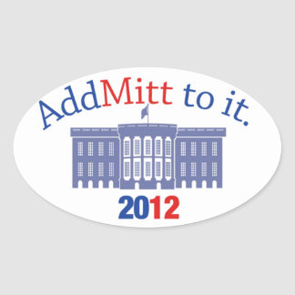 Mitt Romney Sticker