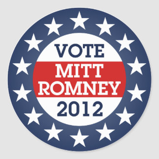 MITT ROMNEY | STICKER