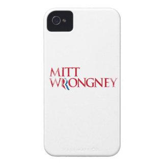 Mitt Wrongney Case-Mate iPhone 4 Case