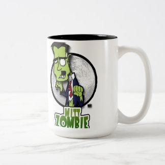 Mitt Zombie Attacks Mug