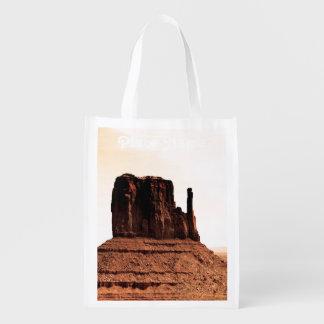 Mitten Butte in Monument Valley, Utah