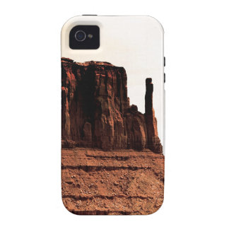 Mitten Butte in Monument Valley, Utah Case-Mate iPhone 4 Cover