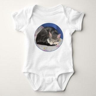 Mittens Kitten Nap Shirt