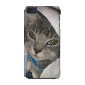 Mittens the Kitten Baby Blanket iPod Case iPod Touch 5G Cases