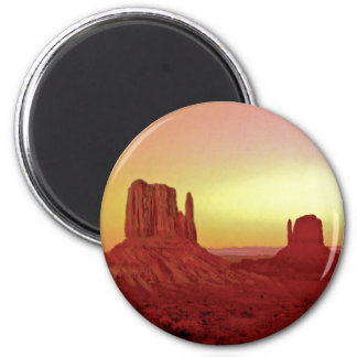 MittensAfterglowPT.png 6 Cm Round Magnet