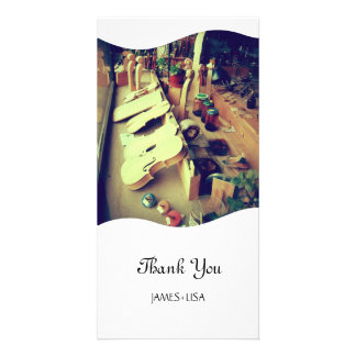 Mittenwald Violin Makers Personalized Photo Card