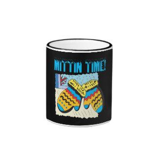 Mittin Time Ringer Mug