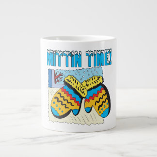 Mittin Time Extra Large Mugs