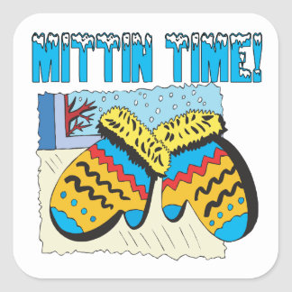 Mittin Time Stickers