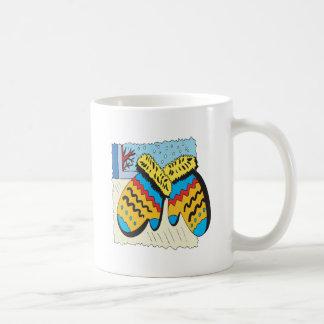 Mittins Basic White Mug