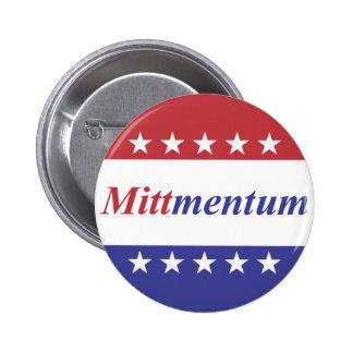 Mittmentum 6 Cm Round Badge
