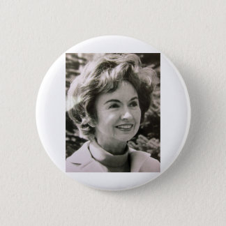 Mitt's Mom Lenore Romney 6 Cm Round Badge